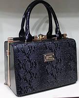 """Женская сумка, качественная, саквояж, """"Willow"""", черная, 059188, фото 1"""