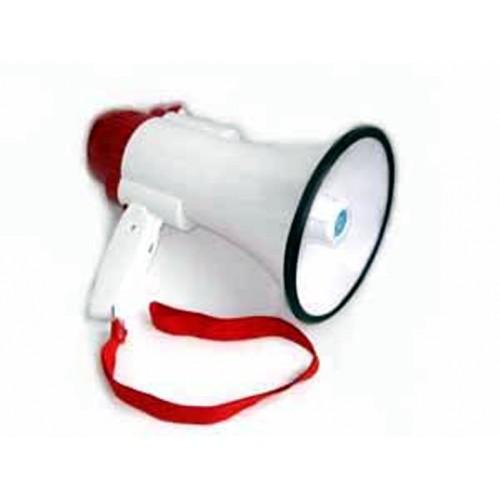 Ручной мегафон рупор RD-8S дальность Red, фото 1