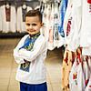 Детская рубашка с вышивкой, фото 7