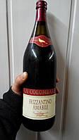 Итальянское игристое красное вино Фризантино Frizzantino Amabile 1,5L Италия