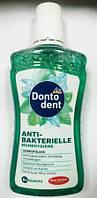 DontoDent Antibakterielle Mundhygiene ополаскиватель для полости рта 500 ml