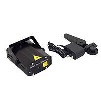 Лазерный проектор, стробоскоп, лазер шоу для дискотек (Арт: 7861), фото 1