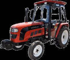 Новый трактор колесный LOVOL FT 450