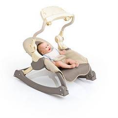 Детское кресло-качалка Weina MusiCozzi Magic (шоколадный) (4003.101.01)