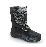"""Чоботи чоловічі зимові """"Термос"""" Kredo 1888. Мужские резиновые зимние ботинки e2dedc14854ba"""