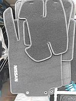 Коврики салона текстильные Nissan X-Trail Т32