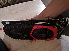 Видеокарта MSI GeForce GTX 1060 GAMING X 6G, фото 3