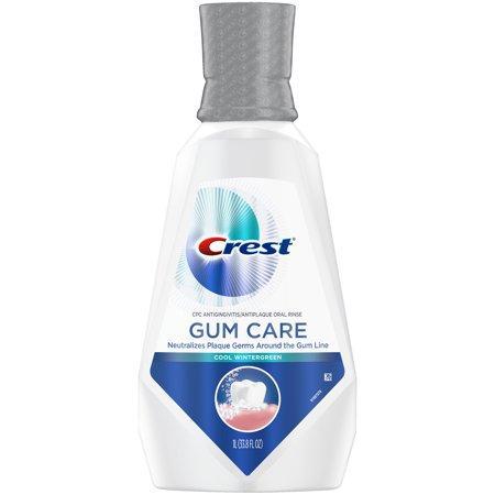 Ополаскиватель Crest Gum Care Mouthwash Cool Wintergreen 500 мл