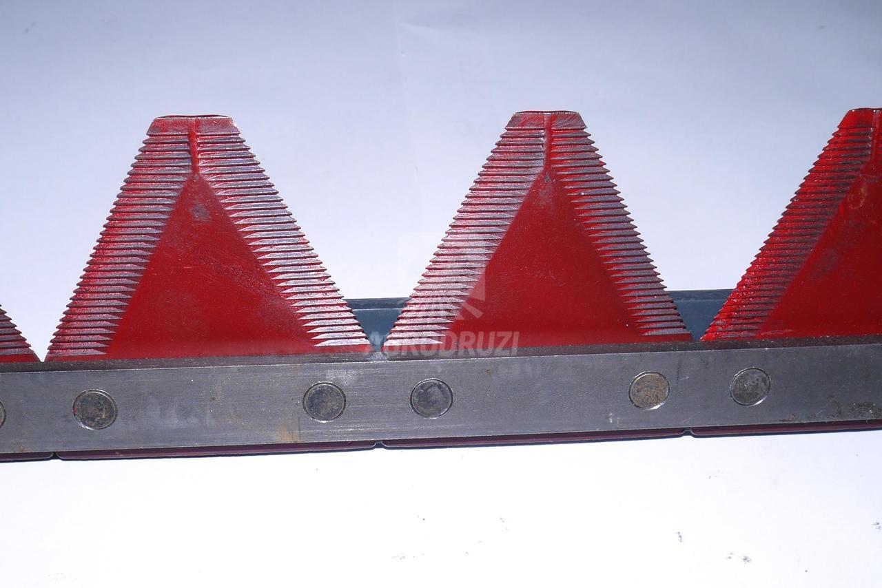 Коса 1.8m 26 сегментів (одинарні зуби) RASSPE CLAAS 771551 771551
