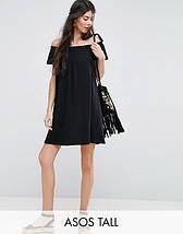 Новое платье на плечи свободного кроя ASOS, фото 3
