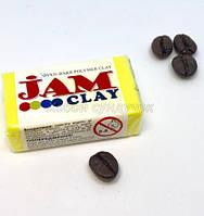 Полимерная глина Jam Clay Лимонный 20гр