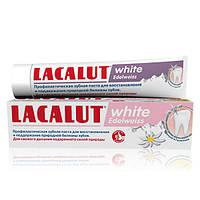 Lacalut White Edelweiss Зубная паста отбеливающая противовоспалительная 75 мл