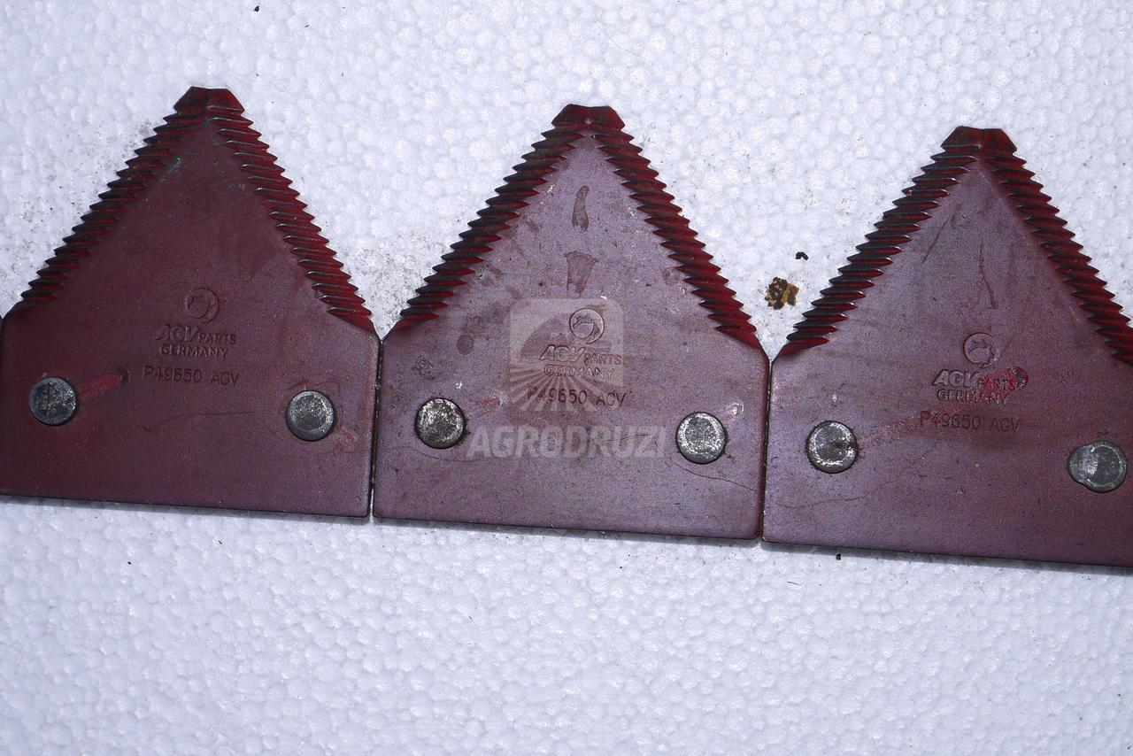 Коса 3.6m (49.5 сегментів) John Deere AZ10807 AZ10807