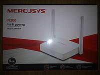Маршрутизатор. Wi-Fi роутер Mercusys MW301R.