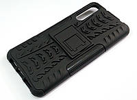 Чохол бампер протиударний броньований TOTO Dazzle kickstand для Huawei P20 Pro чорний
