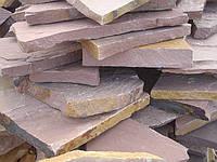 Плиты из песчаника красные, фото 1