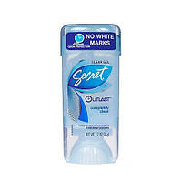 Secret Outlast Clear Gel Completely Clean Гелевый дезодорант-антиперспирант 48-часов 76 г