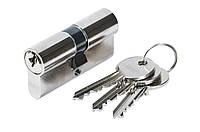 Abus E50 65мм 30х35 ключ/ключ никель
