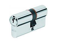 Abus E50 65мм(30х35) ключ/ключ никель