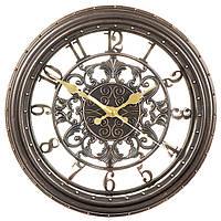 Красивые настенные часы Bronze (28 см.), фото 1