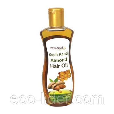 Миндальное масло для волос Патанджали Kesh Kanti Patanjali Almond Hair Oil, 200 мл