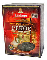 Чорний чай Luitage Pekoe 100g