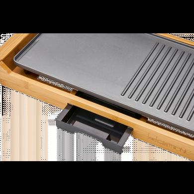 Электрический настольный гриль-барбекю 1800 Вт CLATRONIC TG 3697, фото 2