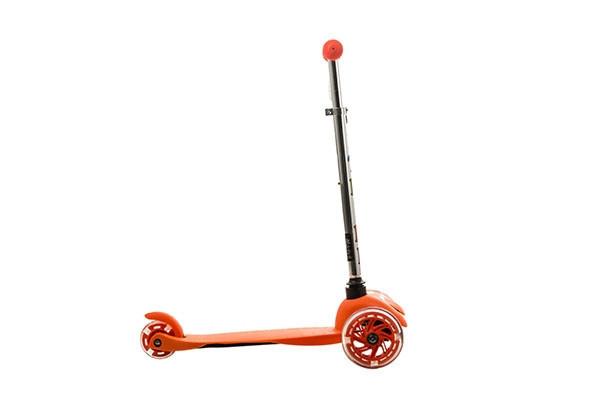 Трехколесный самокат iTrike Scooter 3-013-4 Orange