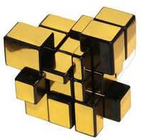 Кубик зеркальный Золотой купить в Украине