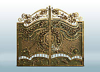 Ворота в античном стиле