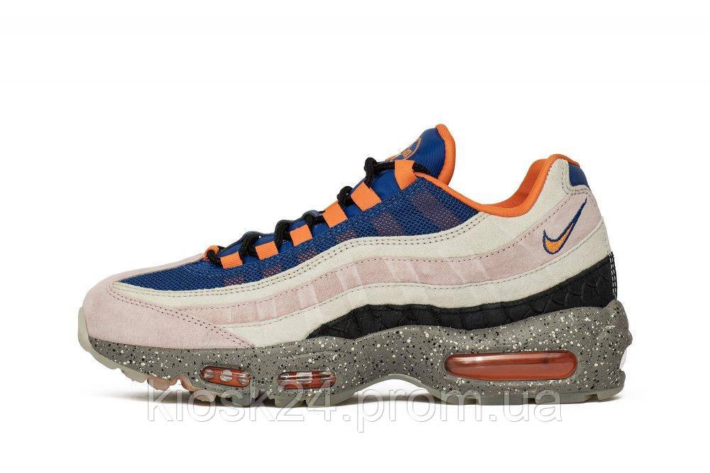 11d19284 Оригинальные кроссовки Nike Air Max 95 (AV7014-600) - Sneakersbox -  Интернет-
