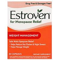 Estroven, Средство при менопаузе, контроль веса, 30 капсул, фото 1