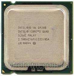 Процесор Intel Core 2 Quad Q9300 4x2.50 GHz S775