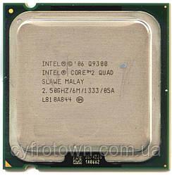 Процессор Intel Core 2 Quad Q9300 4x2.50 GHz S775