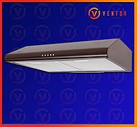 Вытяжка Ventolux ALDO 50 см, 60 см, BR