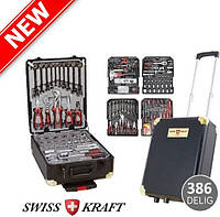 Набор инструментов Swiss Black Edition  386