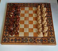 Шахи-нарди-шашки (3в1) 50 см 50 см