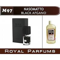 Духи на разлив Royal Parfums M-97 «Black Afgano» от Nasomatto