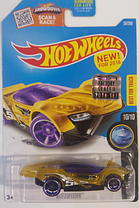 Машинка Hot Wheels 2016 Blitzspeeder