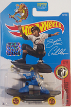 Машинка Hot Wheels 2016 Skate Brigade