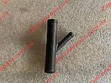 Тройник системы охлаждения Заз 1102 1103 таврия славута сенс пластмассовый (малый), фото 3