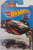 Машинка Hot Wheels 2016 '76 Greenwood Corvette