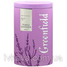 Чай черный Purple Lavender Greenfield ,ж\б, 100 гр
