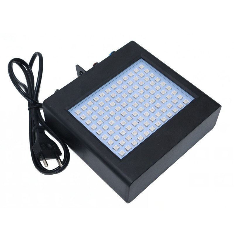 Диско стробоскоп Led Room Strobe 108 RGB