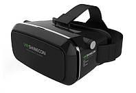 3D очки виртуальной реальности VR SHINECON 1991 с джойстиком VR BOX, фото 1
