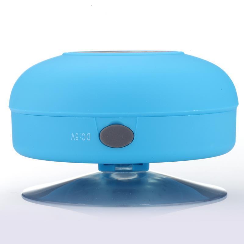 Bluetooth Shower Speaker колонка MP3 для душа водонепроницаемая BTS-06 Blue