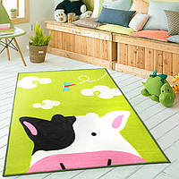 Коврик для детской комнаты Корова 100 х 130 см Berni