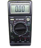 Цифровой профессиональный мультиметр DT-890B+, фото 1