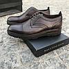 Мужские кожаные туфли ( броги, оксфорды, лоуферы), фото 3