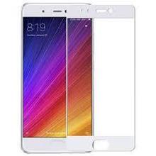 Защитное стекло 3D для Xiaomi Mi5s Plus White